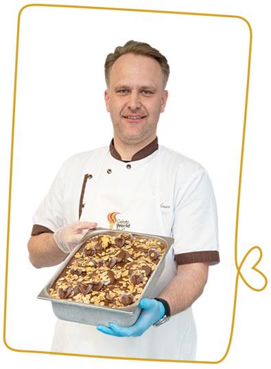 Jiří Hochman Moccacafé Tábor